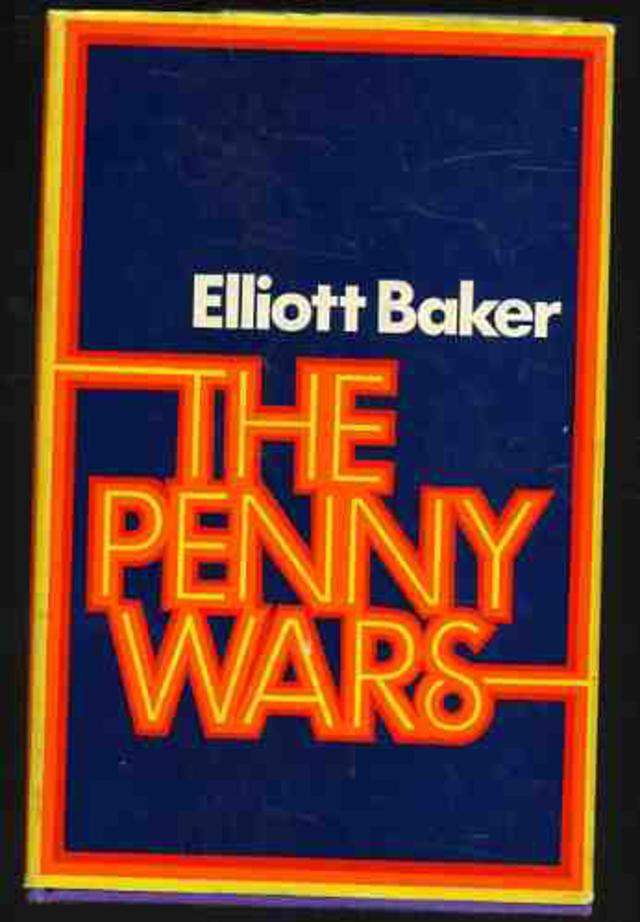 Image for The Penny Wars