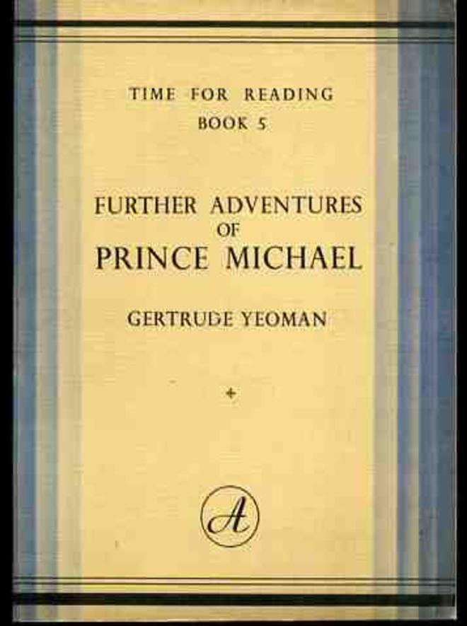 Image for Further Adventures of Prince Michael