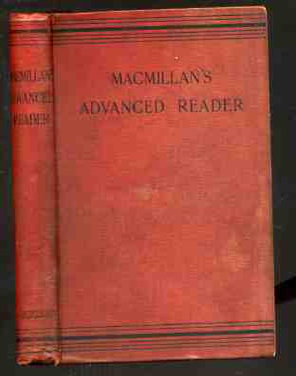 Image for Macmillan's Advanced Reader