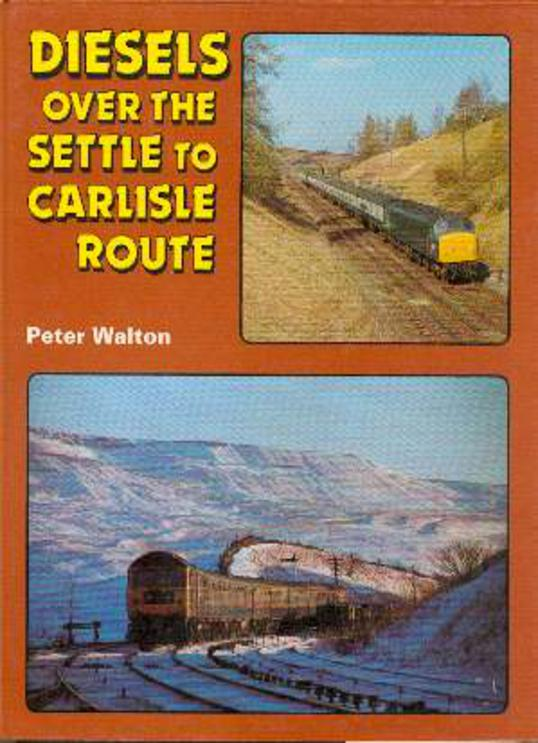 Image for Diesels Over the Settle to Carlisle Route