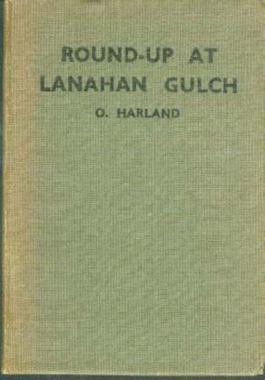 Image for Round-Up at Lanahan Gulch