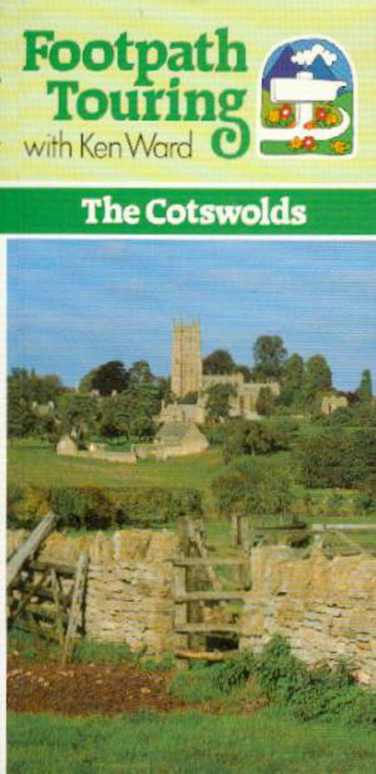 Image for The Cotswolds (Footpath Touring Ser.)