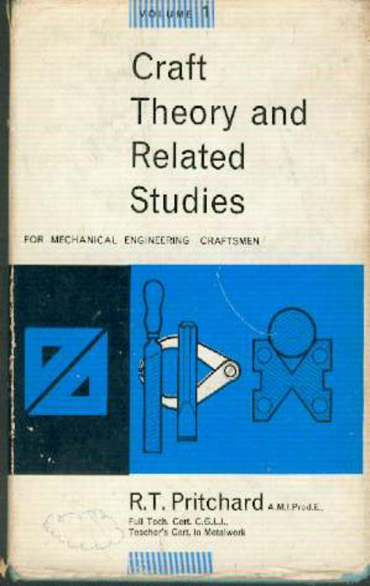Image for Craft Theory and Related Studies  Volume 1