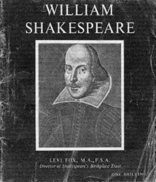 Image for William Shakespeare a Concise Life