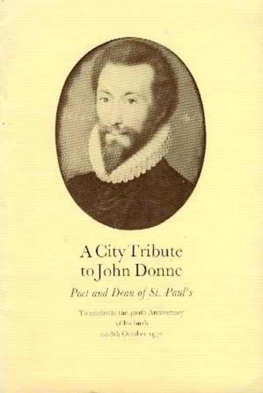 Image for A City Tribute to John Donne