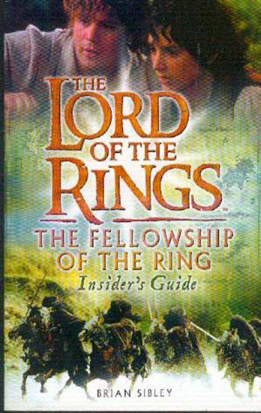 Image for Fellowship of the Ring  Insiders' Guide, The