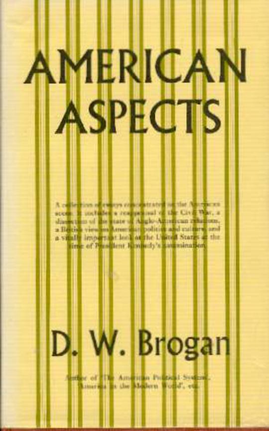Image for American Aspects