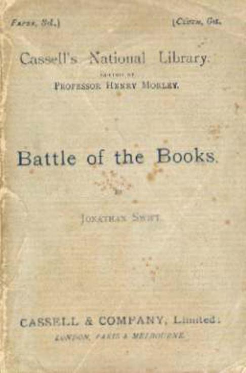 Image for Battle of the Books
