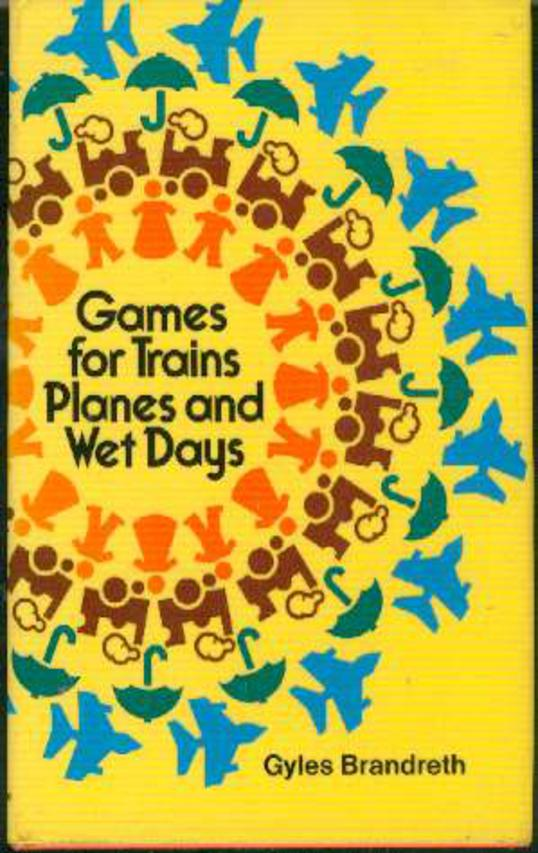 Image for Games For Trains Planes And Wet Days