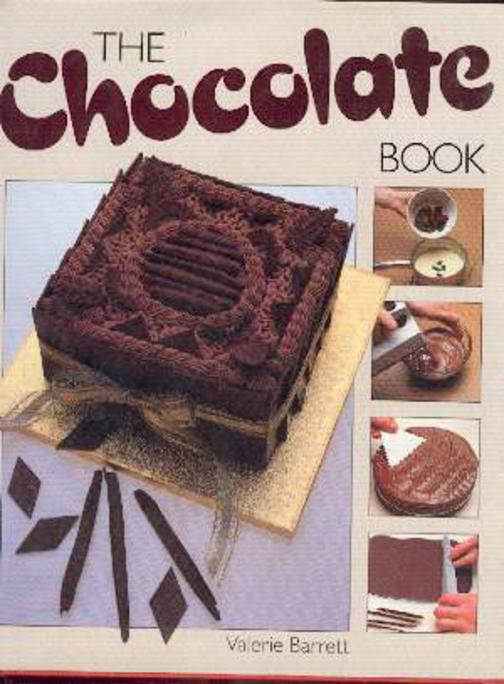 Image for The Chocolate Book