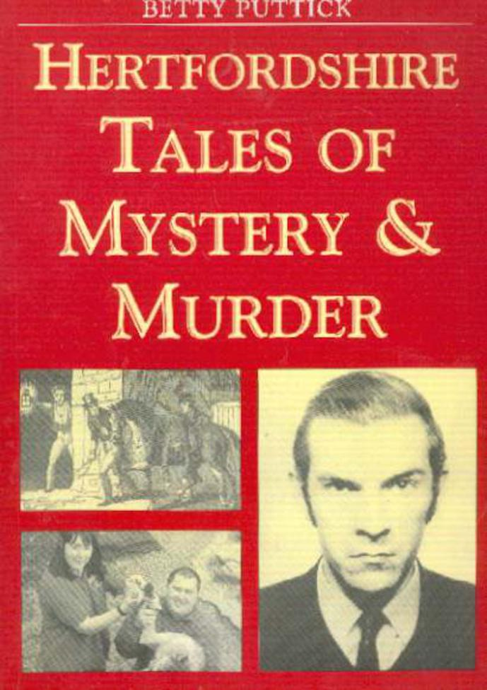 Image for Hertfordshire Tales of Mystery and Murder