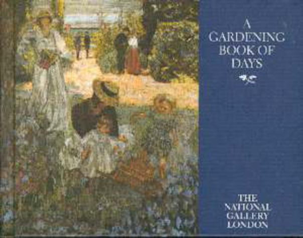 Image for A Gardening Book of Days