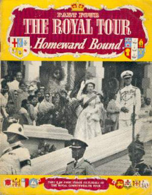 Image for The Royal Tour -  Part Four - Homeward Bound