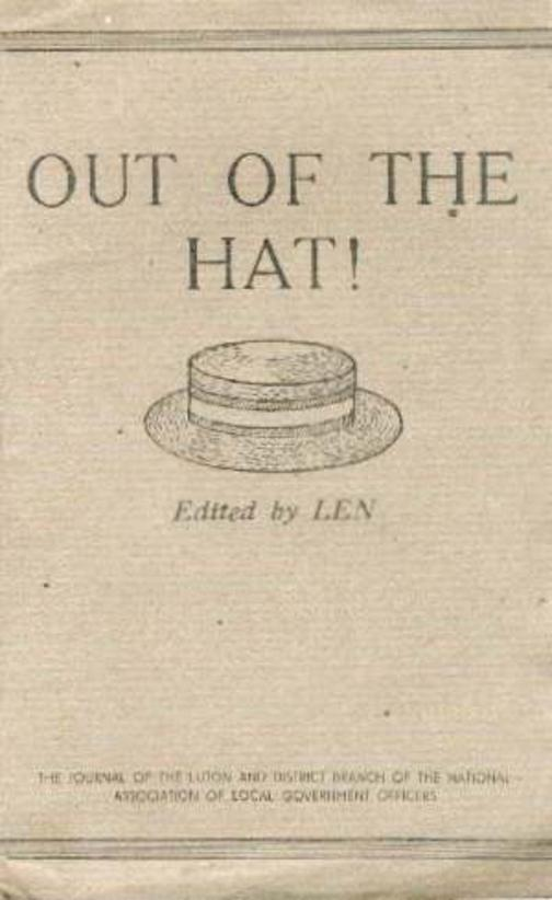 Image for Out of the Hat Vol 2. No. 3 Nov-Dec 1944