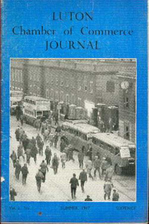 Image for Luton & District Chamber of Commerce Journal Vol 2. No. 1. July 1947