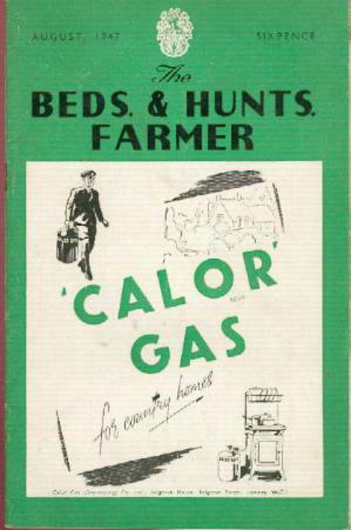 Image for The Beds. & Hunts. Farmer August 1947 Vol 1 No. 1