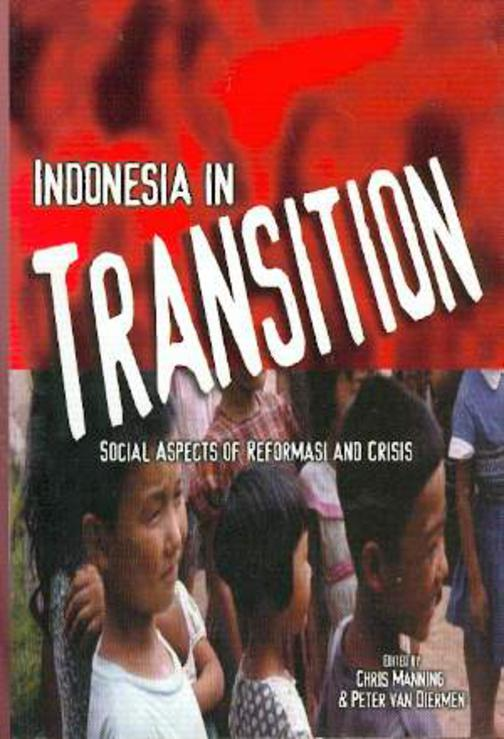 Image for Indonesia in Transition : Social Aspects of Reformasion and Crisis