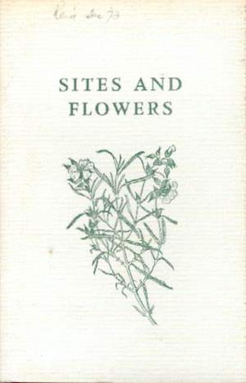 Image for Sites and Flowers