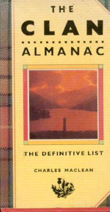Image for The Clan Almanac : The Definitive List
