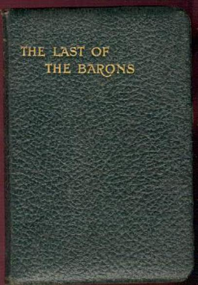 Image for The Last of the Barons