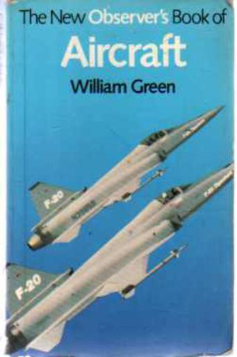 Image for The New Observer's Book of Aircraft