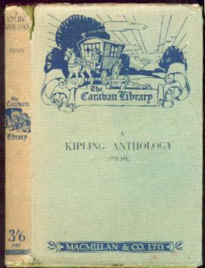 Image for A Kipling Anthology - Prose