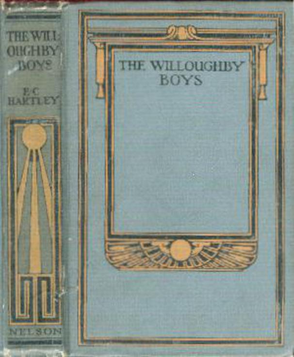 Image for The Willoughby Boys