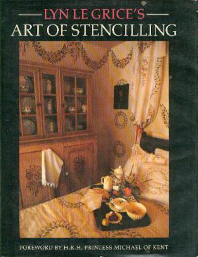 Image for Art of Stencilling