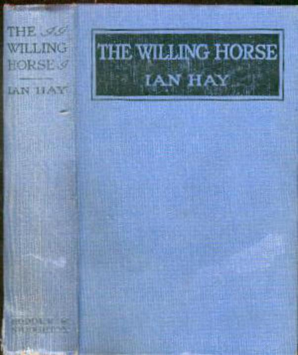 Image for The Willing Horse