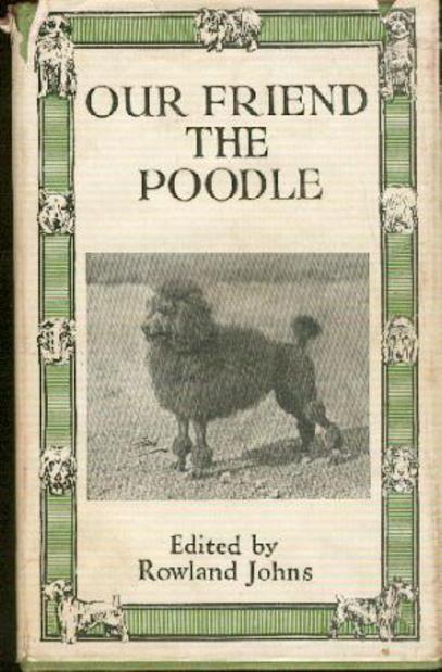 Image for Our friend the Poodle