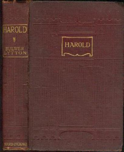 Image for Harold : The Last of the Saxon Kings