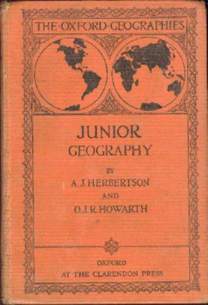 Image for Oxford Geographies - The Junior Geography