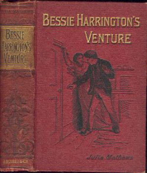 Image for Bessie Harrington's Venture