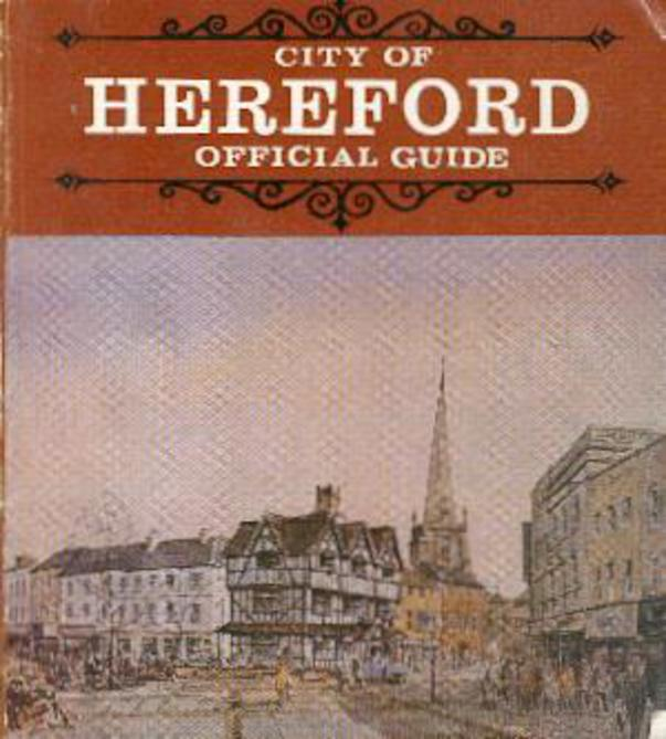 Image for City of Hereford Official Guide