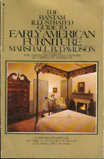 Image for The Bantam Illustrated Guide to Early American Furniture