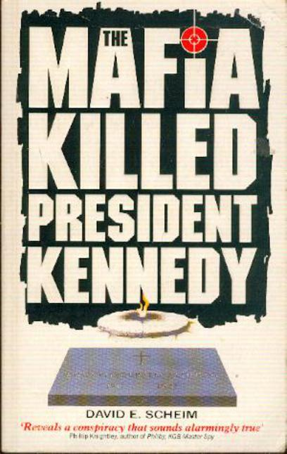 Image for The Mafia Killed President Kennedy