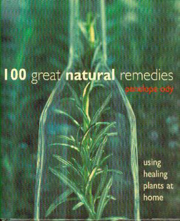 Image for 100 Great Natural Remedies