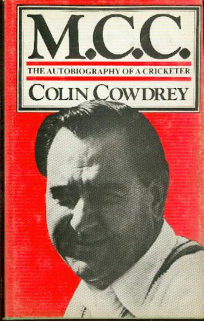 Image for M.C.C. The Autobiography of a Cricketer