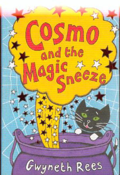 Image for Cosmo and the Magic Sneeze