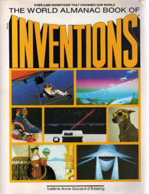 Image for The World Almanac Book of Inventions