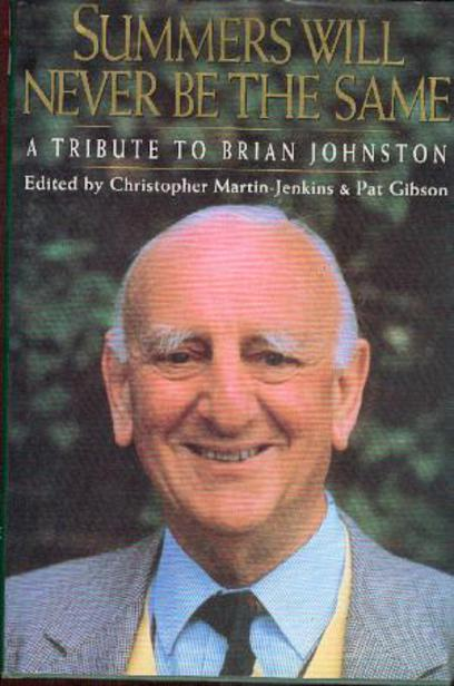 Image for Summers Will Never be the Same : Tribute to Brian Johnston