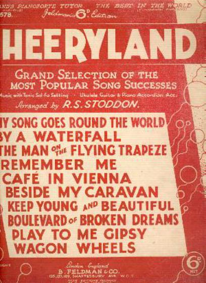 Image for Cheeryland - Grand Selection of the Most Popular Song Successes