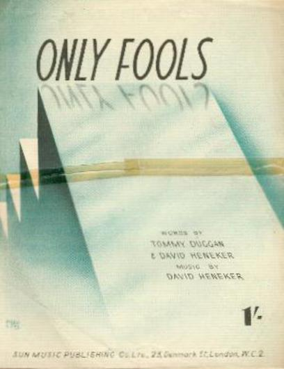 Image for Only Fools