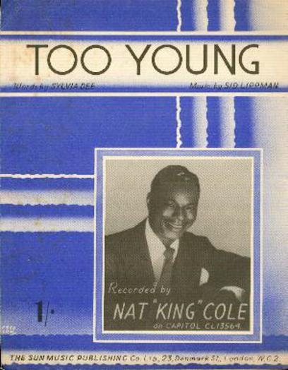 Image for Too Young