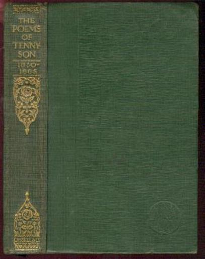 Image for The Poems of Tennyson, 1830 - 1865
