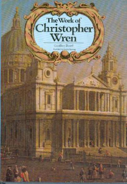 Image for The Work of Christopher Wren