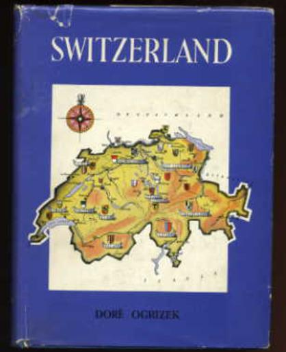 Image for Switzerland - the World in Colour