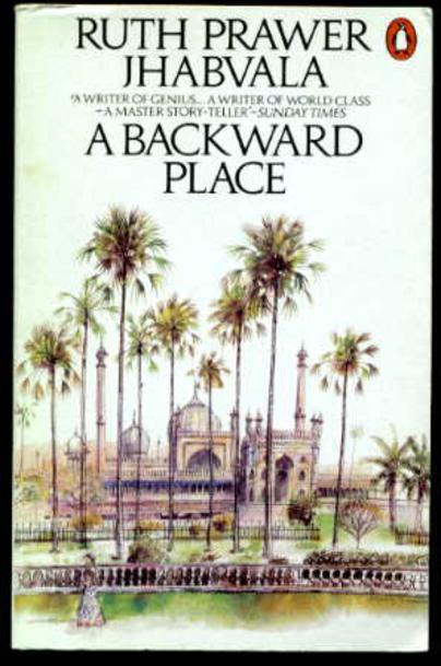 Image for A Backward Place