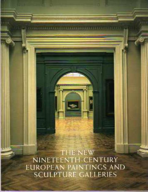 Image for The New Nineteenth-Century European Paintings and Sculpture Galleries