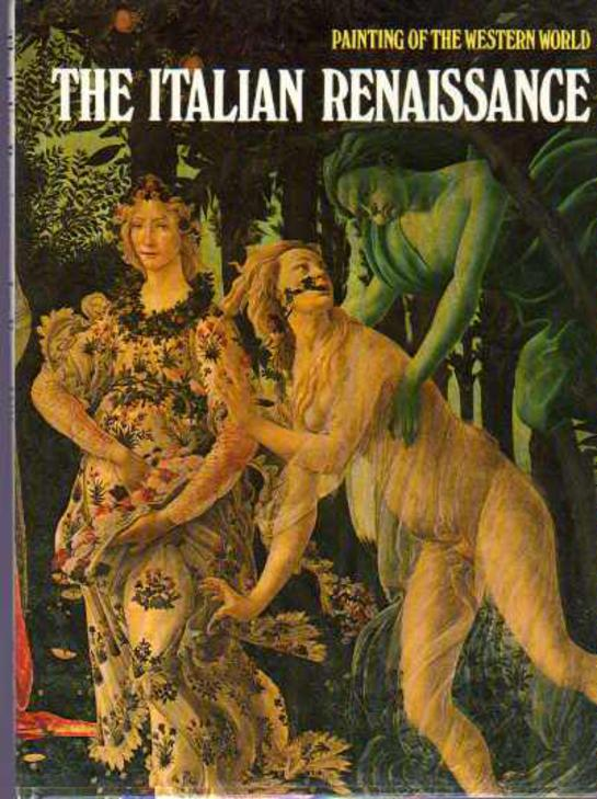 Image for The Italian Renaissance (Painting of the Western World